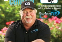 "Golf - Craig ""The Walrus"" Stadler / We're big fans! The Mobiplex team wants to thank Craig Stadler for all of his help in designing the SwingTIP Wireless 3D Golf Swing Analyzer, iOS and Android mobile apps and MySwingTIP.com.  / by SwingTIP Golf"