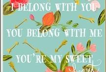 Wedding words....