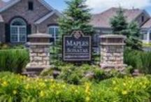 Maples at the Sonatas, Woodstock, IL - an Epcon Community / Maples at the Sonatas, an Epcon Community, is located on the north side of Woodstock and is maintenance-free luxury ranch living at its best! Situated on 24 acres within the quaint Sonatas subdivision, we are located just minutes from shopping, dining, and entertainment offered in the historic Woodstock Square. Great locations are still available, but are going fast. Please call today to schedule an appointment to view our beautiful model homes.