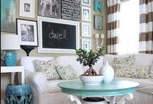 Decorating Ideas / Great ideas for decorating your new home!