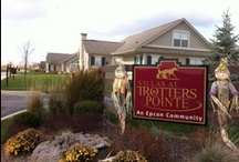 Villas at Trotters Pointe, Washington Court House, OH - an Epcon Community / Villas at Trotters Pointe is maintenance-free living at its best!  We are located just minutes from shopping, dining and entertainment in historic Washington Court House, OH!