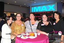 IMAX Countdown to Flames of Hope 2012 ♥ / For information on how to run or walk in the Gloria Gemma Breast Cancer Resource Foundation's Run/Walk Series or  contribute to the ongoing fundraising efforts of family members, friends, or coworkers, please visit Flamesofhoperi.com or GloriaGemma.org <3 To participate in or support the Illuminations of Life Ceremony, volunteer, or become an event sponsor or vendor, please email info@gloriagemma.org. / by Gloria Gemma Breast Cancer Resource Foundation