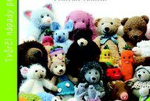 Tvůrčí nápady pro volný čas / Edice knih pro šikovné ruce, ideální nápady pro tvoření s dětmi