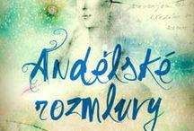 Andělské rozmluvy - ilustrace z knihy / Nádherné ilustrace z knihy ANDĚLSKÉ ROZMLUVY, výtvarníka Martina Augustína