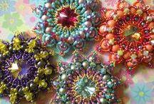 Gyöngy ékszerek / Beads jewelry