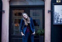 Naomi Wood v Praze / Britská autorka Naomi Wood navštívila Prahu, aby se setkala se svými čtenáři a také představila knížku PANÍ HEMINGWAYOVÁ.
