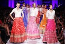 Anita Dongre, India Modern, Lakme Fashion Week, Winter/Festive 2014.