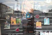 Audiolib ♥ ses libraires / Les libraires Audiolib à votre écoute ! Nos reportages photos, les dédicaces d'auteurs, les vitrines de nos libraires,etc. Un bel aperçu de ce qui se passe en librairie.