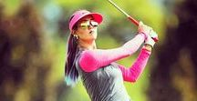 LPGA Tour / The best professional golfers from around the world compete on the LPGA Tour. New contributors welcome. DM or email Jane at info@womensgolf.com