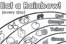 Nutrition for Kids / Kids make healthier choices when they know about food and nutrition.