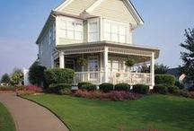 Curb Appeal / Great ideas to bring some curb appeal to your home:-)