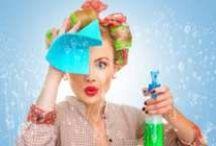 Καθαριοτητα - Συμβουλες & Tips / Cleaning tips