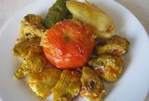 Λαδερα - Λαχανικα - Αυγα
