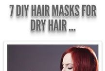 Hair Treatments / If you're going to be using heat styling on your hair, you're going to have to repair the damage done somehow...