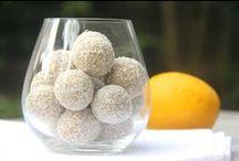 Recipes - Balls, Bars and Bites