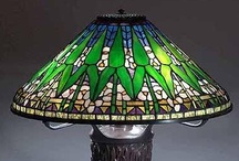 Stained Glass Lamps / ステンドグラス Stained glass lamps / by Stained Glass Japan SGS-JPN