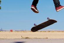 Adrenalina aqui! / Skate, longboard, surf etc etc / by Ronald Andrade