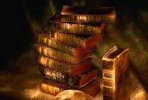 Books n Movir / by Ashley Aguilar
