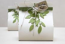 CREA / Inpakken /  geschenkverpakking