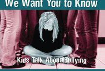 Bullying - Books