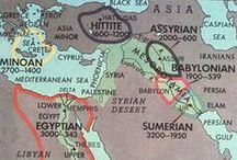 EGYPTE / Oude Egypte 2900 - 332 v. C.