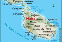 MALTA / Malta rondreis 2003 / Mooi eiland ! Grootse geschiedenis / Valletta (Grootmeesters paleis-Baracca Garden-Fort Saint Elmo-National Library-Casa Rocca Piccola-Manoel Theatre-Grand Habour-Waterfront-Kerken-Straten en pleinen-St.John'sCo-Cathedral SLIEMA/