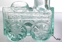 Bottles and Jars / Beautiful glass bottles and jars of all kinds. / by Stained Glass Japan SGS-JPN