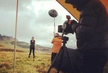 AW13 Isle of Skye - Behind the Scenes / Let us take you behind the scenes to the wild and untamed landscape of the Isle of Skye; the setting for our AW13 Collection photoshoot.