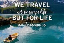 Favourite Travel Quotes