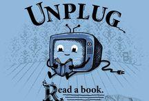 Unplug and Read!
