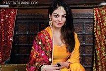 Punjabi Muityaar & Suit