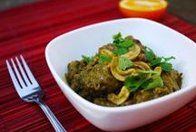 South Indian cuisine / Beautiful, healthy dishes from South India