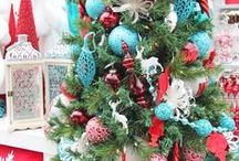 Christmas Decor / Christmas Decor for the Home and Activities for Little Ones