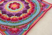 Hækling/crochet / by Dorthe Redder