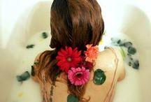 flower#woman