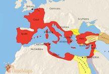 ROME / Antiek Rome 753 - 395 n.C.