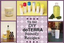 Doterra Oils: DIY Beauty / by Andie H