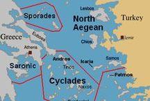 Tijdperk 3 / Cyclades 1600 - 1100 V.C / Cycladische beschaving