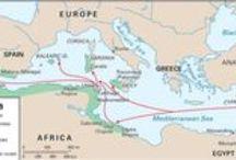 TIJDLIJN / Cartago 814 - 44 V.C.