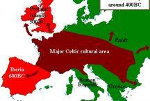 Tijdperk 3 / Celtic 6de v.C. - 7de n.C.