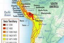 Tijdperk 4 / Oudheid PERU   Inca 1200
