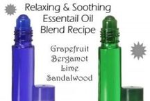 Doterra: Roll On/Sprays/Creams / by Andie H