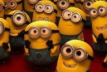 I love minions!!!!!