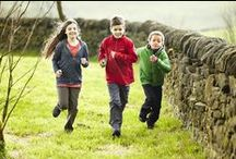 Craghoppers AW14 Kids shoot / Featuring our outdoor collection for Kids, shot in and around Cheshire and the Peak District. Come September look out for the full range at www.craghoppers.com