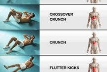 exercises / exercises - abs - legs - pilates