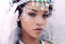 ** Rihanna **