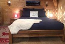 La Chambre - Bedroom - Camera da letto / décoration de la chambre à coucher