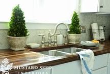 Boxwood Decor / A Salute to my Obsession with Boxwood Topiaries