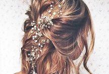 Hair / Hair, short, long, curly,