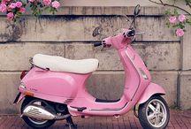 ** Pink ! **